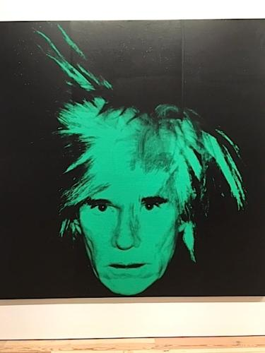 Andy Warhol 2019
